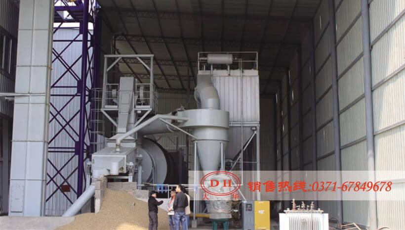 山东年产10万吨干粉砂浆生产线